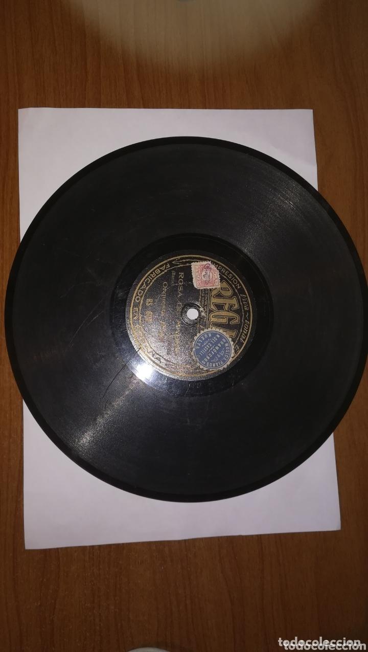 Discos de pizarra: Antiguos discos de pizarra lote de 3 - Foto 2 - 172963682