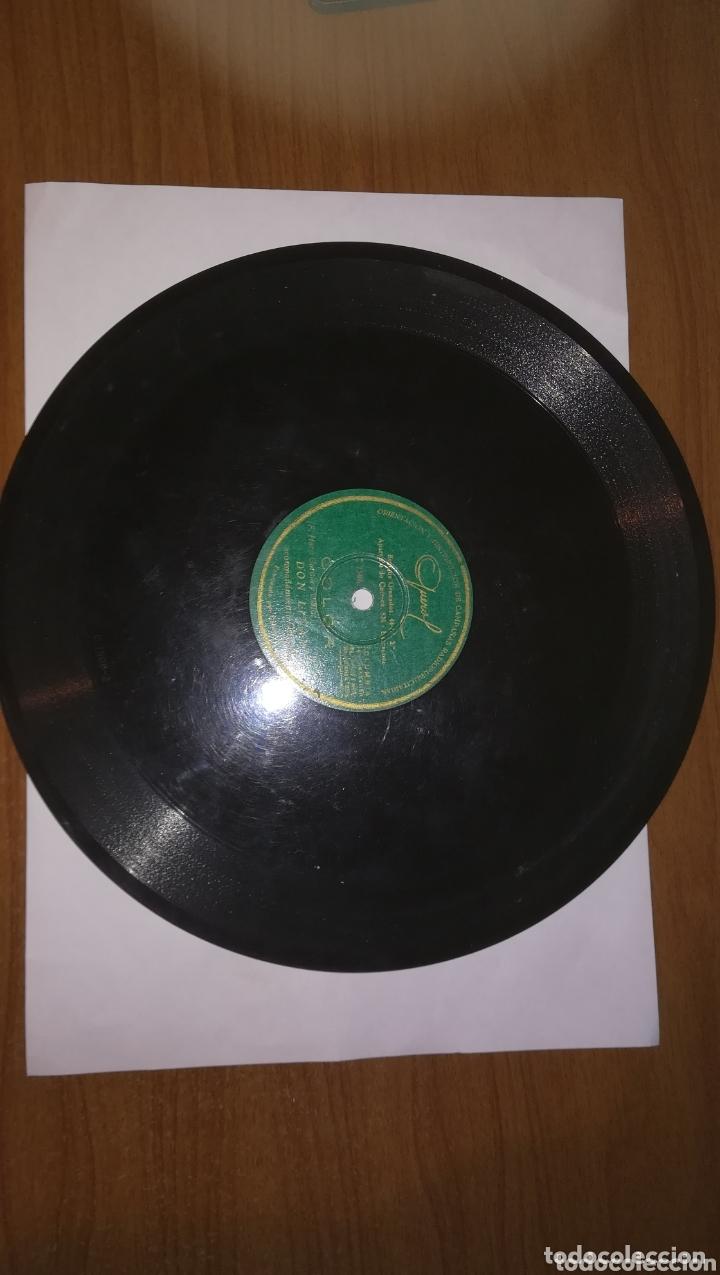 Discos de pizarra: Antiguos discos de pizarra lote de 3 - Foto 3 - 172963682