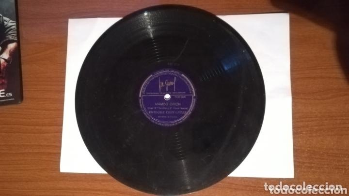 Discos de pizarra: Antiguos discos de pizarra lote de 3 - Foto 5 - 172963682