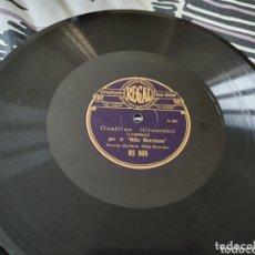 Discos de pizarra: DISCO 78 RPM NIÑO DE MARCHENA. Lote 173578139