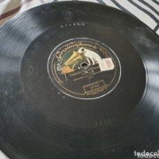 Discos de pizarra: DISCO 78 RPM PABLO SARASATE. Lote 173578472