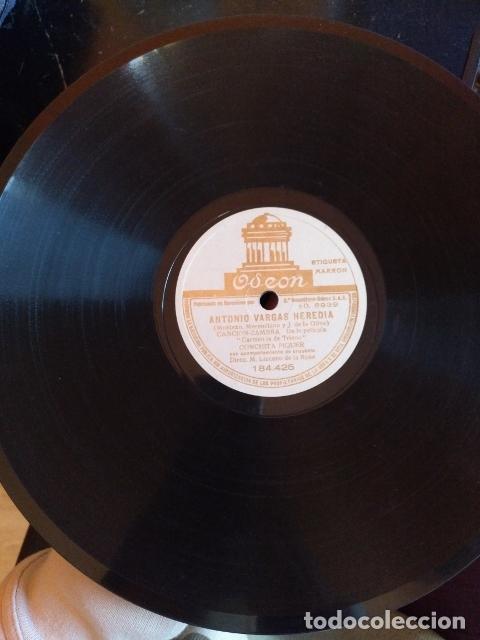 CONCHITA PIQUER : ANTONIO VARGAS HEREDIA - LOS PICONEROS. (Música - Discos - Pizarra - Flamenco, Canción española y Cuplé)