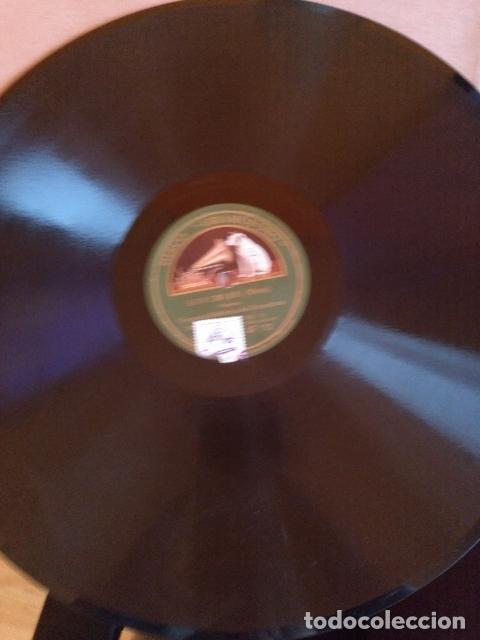 BOHEMIOS (VIVES) - LA ALEGRIA DE LA HUERTA POR LA ORQUESTA SINFONICA DEL GRAMOFONO. DISCO PIZARRA. (Música - Discos - Pizarra - Flamenco, Canción española y Cuplé)