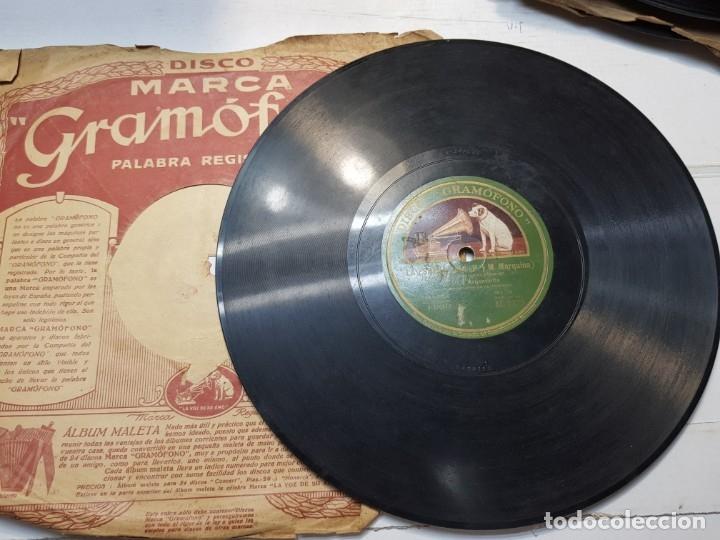 Discos de pizarra: Disco de Pizarra-La España Cañi-Disco Gramofono - Foto 3 - 174173560