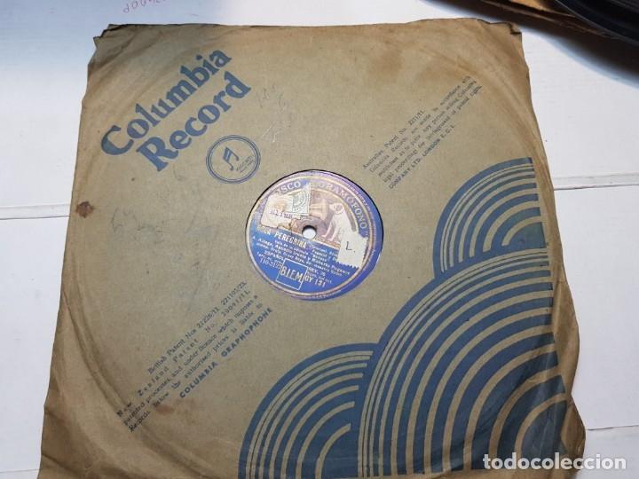 DISCO DE PIZARRA-ROSA PEREGRINA-DISCO GRAMOFONO (Música - Discos - Pizarra - Flamenco, Canción española y Cuplé)