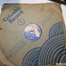 Discos de pizarra: DISCO DE PIZARRA-ROSA PEREGRINA-DISCO GRAMOFONO. Lote 174174088