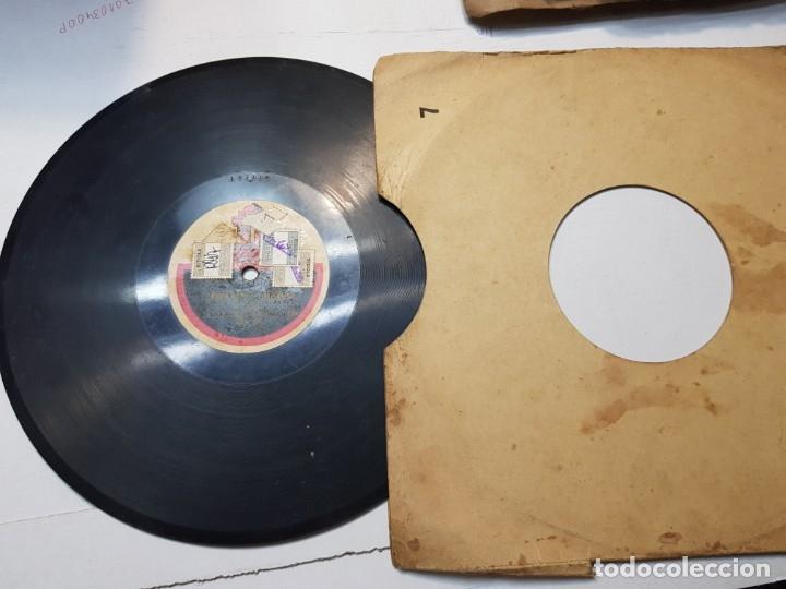 Discos de pizarra: Disco de Pizarra-Por Una Mujer-Disco ODEON - Foto 3 - 174175083