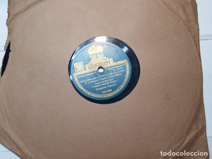 Discos de pizarra: Disco de Pizarra-Negrita de mi Alma-Disco ODEON - Foto 2 - 174175974