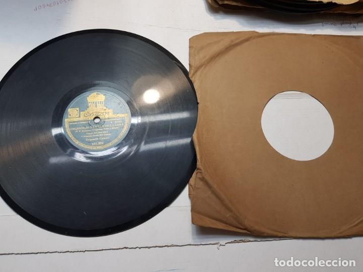Discos de pizarra: Disco de Pizarra-Negrita de mi Alma-Disco ODEON - Foto 3 - 174175974
