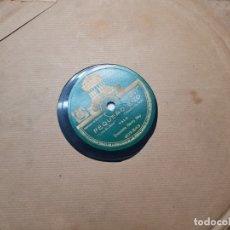 Discos de pizarra: DISCO DE PIZARRA-PEQUEÑO ECO-DISCO ODEON. Lote 174176392
