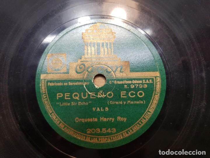 Discos de pizarra: Disco de Pizarra-Pequeño Eco-Disco ODEON - Foto 3 - 174176392