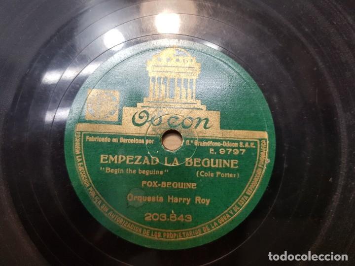 Discos de pizarra: Disco de Pizarra-Pequeño Eco-Disco ODEON - Foto 4 - 174176392