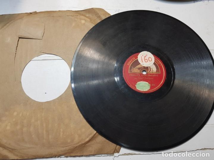 Discos de pizarra: Disco de Pizarra-Boris Godounow-Disco GRAMOFONO - Foto 3 - 174176854