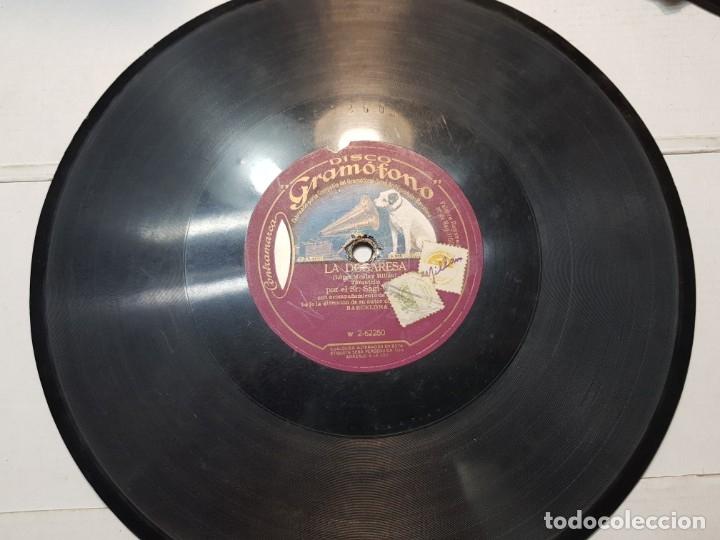 DISCO DE PIZARRA-LA DOGARESA-DISCO GRAMOFONO (Música - Discos - Pizarra - Flamenco, Canción española y Cuplé)