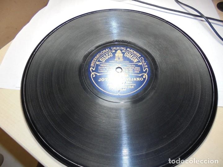 MAGNIFICOS 5 DISCOS ANTIGUOS DE PIZARRA (Música - Discos - Pizarra - Otros estilos)