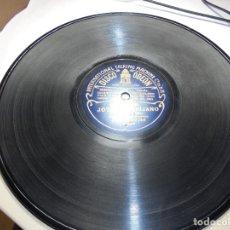 Discos de pizarra: MAGNIFICOS 5 DISCOS ANTIGUOS DE PIZARRA. Lote 174249155