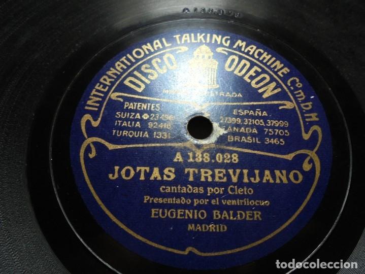 Discos de pizarra: magnificos 5 discos antiguos de pizarra - Foto 2 - 174249155
