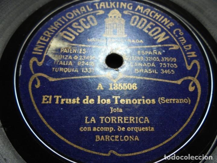 Discos de pizarra: magnificos 5 discos antiguos de pizarra - Foto 7 - 174249155