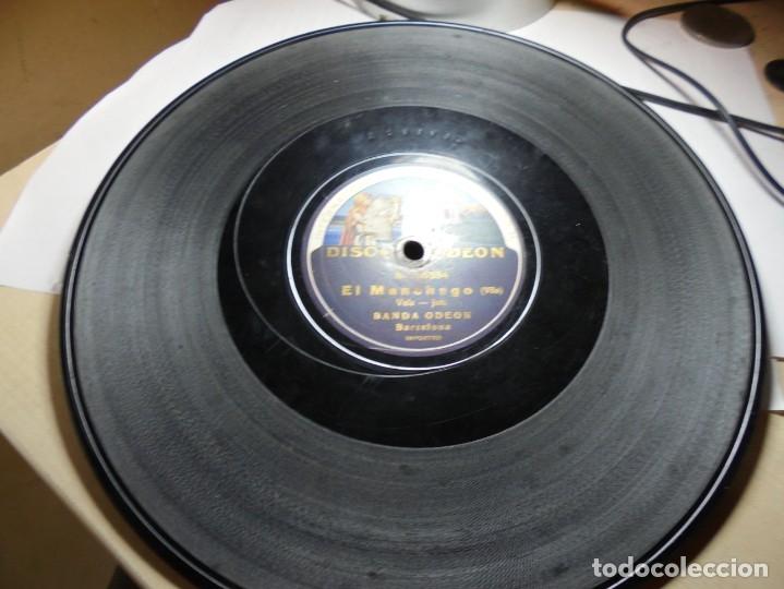 Discos de pizarra: magnificos 5 discos antiguos de pizarra - Foto 10 - 174249155