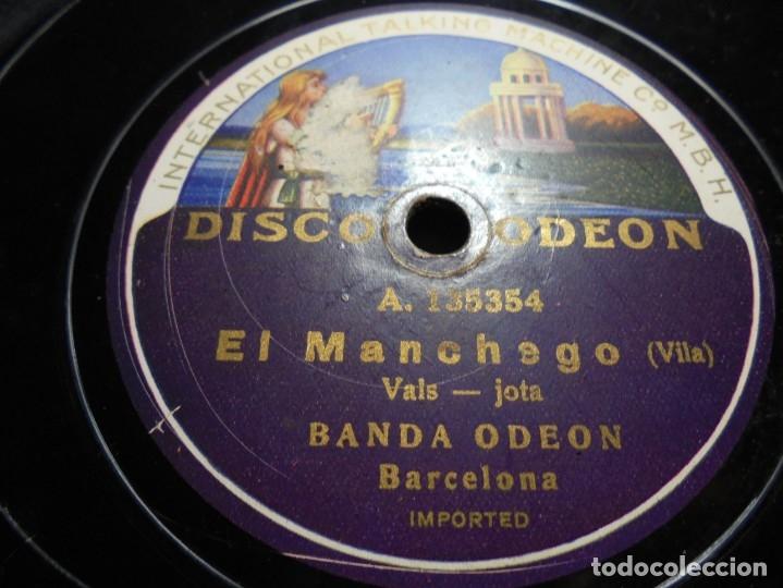 Discos de pizarra: magnificos 5 discos antiguos de pizarra - Foto 11 - 174249155