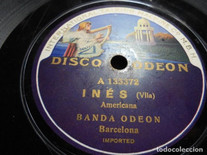 Discos de pizarra: magnificos 5 discos antiguos de pizarra - Foto 13 - 174249155