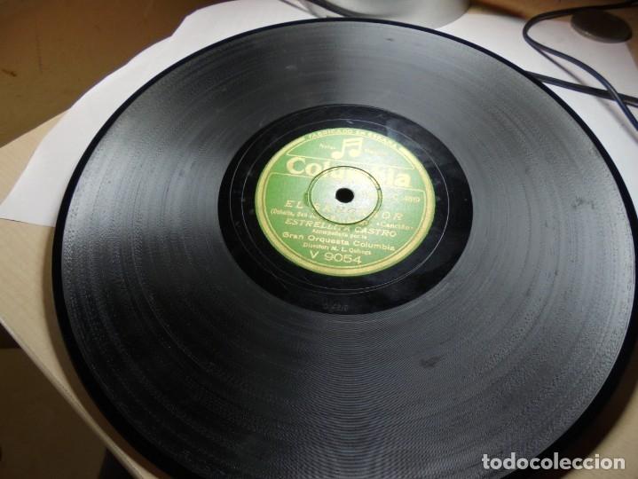 Discos de pizarra: magnificos 5 discos antiguos de pizarra - Foto 16 - 174249155