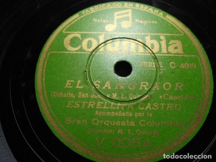 Discos de pizarra: magnificos 5 discos antiguos de pizarra - Foto 17 - 174249155