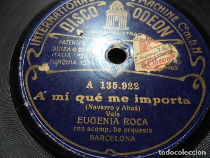 Discos de pizarra: magnificos 5 discos antiguos de pizarra - Foto 19 - 174249155