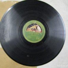 Discos de pizarra: DISCO GRAMOFONO - JOTAS DE BAILE, PILAR GASCON + JUSTO ROYO + INFO Y FOTOS 1S. Lote 174443403