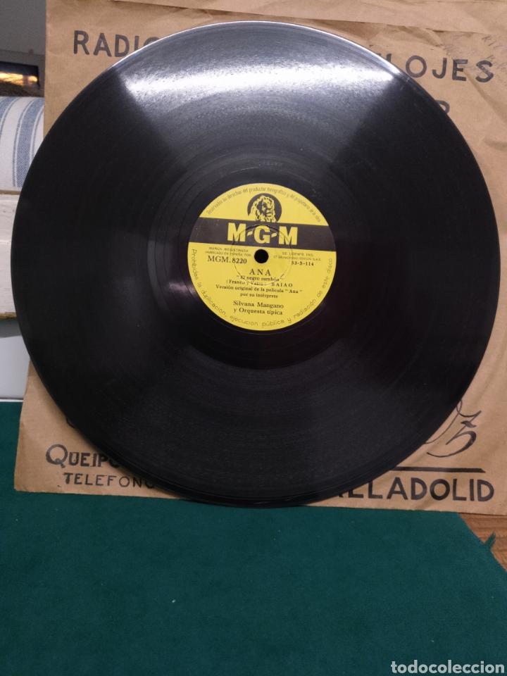 SILVANA MANGANO, ANA,EL NEGRO ZUMBÓN MGM (Música - Discos - Pizarra - Bandas Sonoras y Actores )