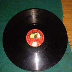 Discos de pizarra: L ' EMIGRANT/EL CANT DE LA SENYERA. EMI. Lote 175341149