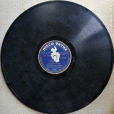 Discos de pizarra: JOTA DE RONDADERA/SEGADERAS.CECILIO NAVARRO.CAMPEON JOTAS ARAGON.DISCO PIZARRA GRAMOFONO.ARAGONESAS.. Lote 175912302