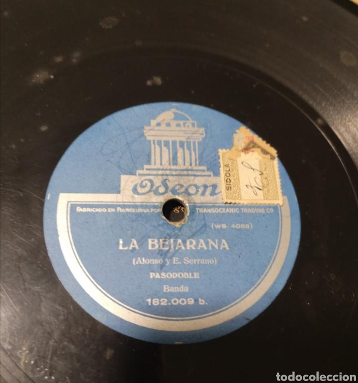 Discos de pizarra: LOTE 6 DISCOS DE PIZARRA - Foto 5 - 176906110