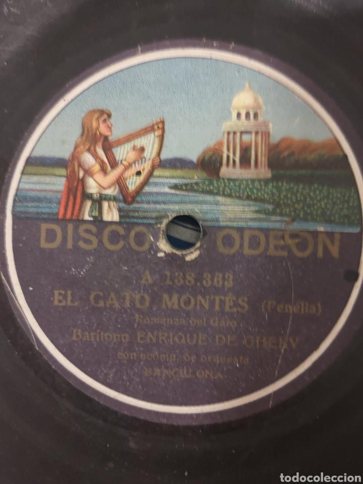 Discos de pizarra: LOTE 6 DISCOS DE PIZARRA - Foto 7 - 176906110