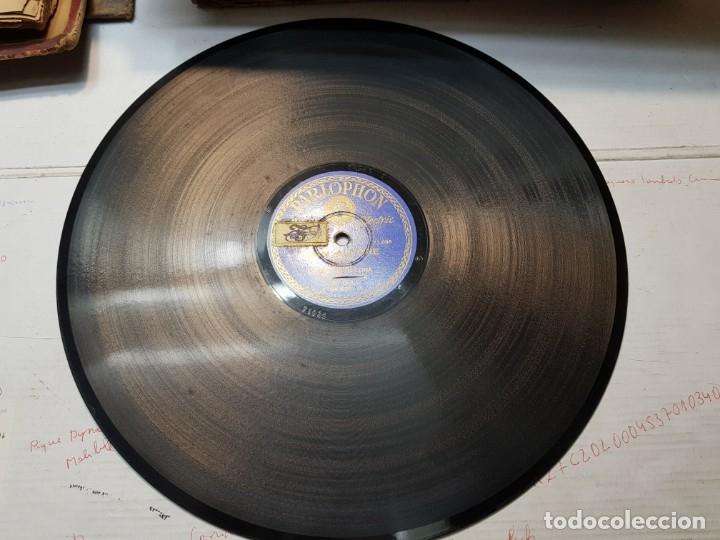 Discos de pizarra: Disco Pizarra-La Nena y la Nina-Jose Coll rev 78 sellado - Foto 4 - 176931460