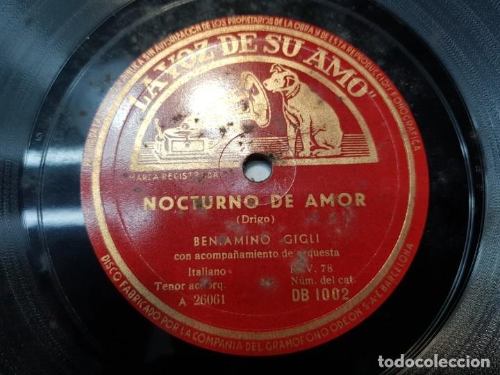 Discos de pizarra: Disco Pizarra-Serenata-Toselli rev 78 sellado - Foto 3 - 176956593