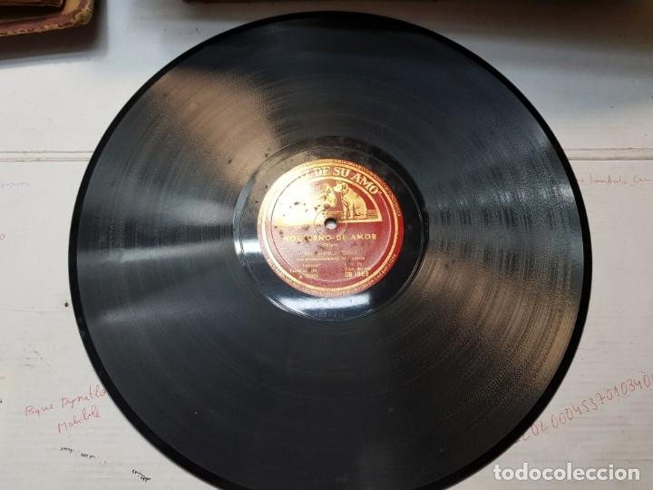 Discos de pizarra: Disco Pizarra-Serenata-Toselli rev 78 sellado - Foto 4 - 176956593
