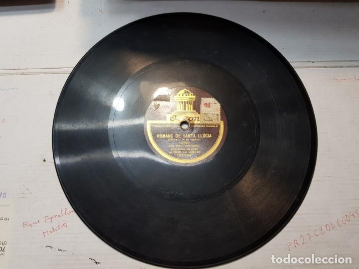 Discos de pizarra: Disco Pizarra-Cançó de LAmor que Passa -Odeon - Foto 2 - 176962087