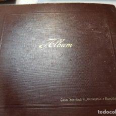 Discos de pizarra: ALBUM DISCOS DE PIZARRA COMPLETO CON 12 GRANDES CLASICOS . Lote 176963890