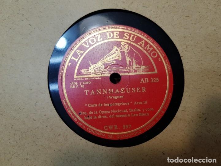Discos de pizarra: Discos de Pizarra lote 8 en album Vals ,Danubio Azul y otros grandes temas - Foto 6 - 176980473