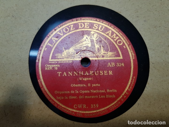 Discos de pizarra: Discos de Pizarra lote 8 en album Vals ,Danubio Azul y otros grandes temas - Foto 7 - 176980473