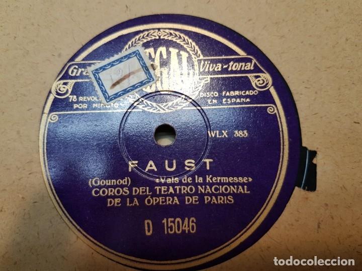 Discos de pizarra: Discos de Pizarra lote 8 en album Vals ,Danubio Azul y otros grandes temas - Foto 8 - 176980473