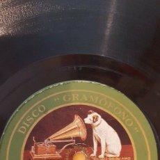 Discos de pizarra: DISCO 78 RPM - GRAMOFONO - ORQUESTA WARING´S PENNSYLVANIANS - BOLSHEVIK - WAFLES - PIZARRA. Lote 177398373