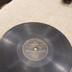 Discos de pizarra: 78 RPM JOTAS CLASICAS ARAGONESAS. Lote 177493435