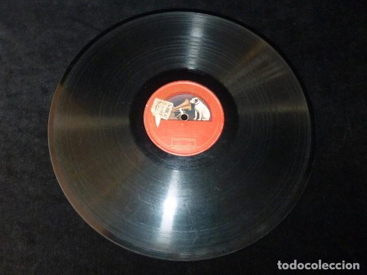 Discos de pizarra: AIDA (VERDI). O TERRA, ADDIO... MIGUEL FLETA - FLORENCE AUSTRAL - EDNA THORNTON. DISCO GRAMOFONO DB - Foto 3 - 177641200