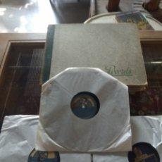Discos de pizarra: 15 DISCOS DE ANTONIO MACHÍN + ÁLBUM. TODOS EN BUEN ESTADO Y COMPROBADOS. Lote 177784205