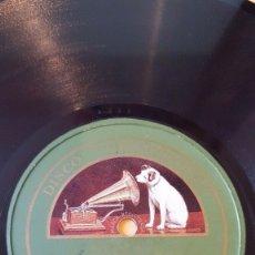 Discos de pizarra: DISCO 78 RPM - GRAMOFONO - SAVOY ORPHEANS - SAVOY HAVANA - ORQUESTA - REMBERG - PADILLA - PIZARRA. Lote 177895242