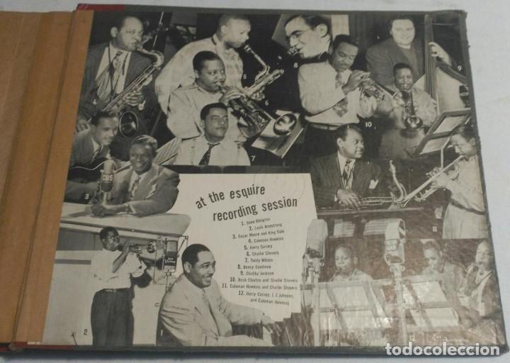 Discos de pizarra: ALBUM DE 4 DISCOS - ESQUIRES ALL AMERICAN HOT JAZZ VOLUME 2 VARIOS - Foto 3 - 178337058