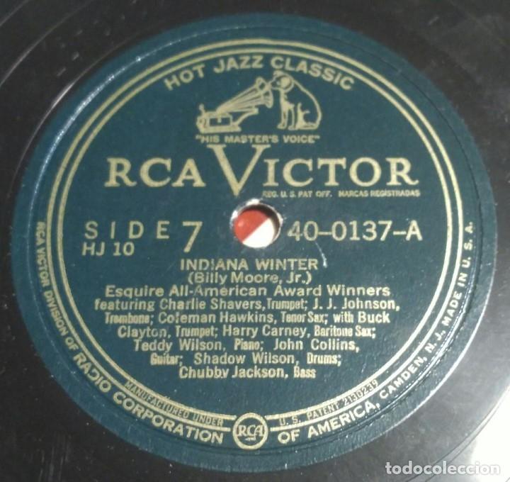 Discos de pizarra: ALBUM DE 4 DISCOS - ESQUIRES ALL AMERICAN HOT JAZZ VOLUME 2 VARIOS - Foto 7 - 178337058