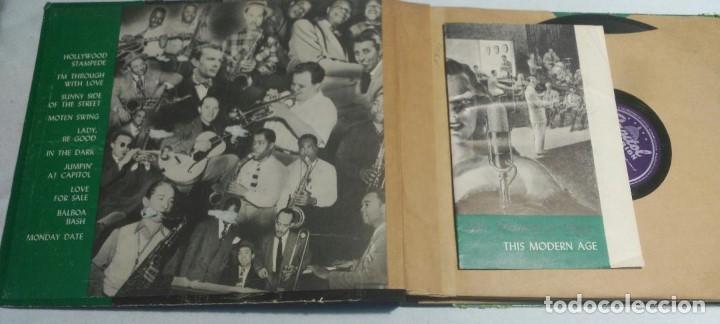 Discos de pizarra: ALBUM DE 5 DISCOS - THIS MODERN AGE VOL.4 THE HISTORY OF JAZZ - Foto 4 - 178341263